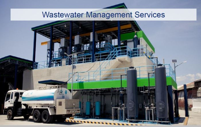 Maynilad Wastewater Management Services