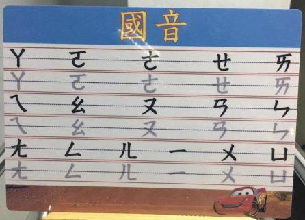 Writing Boards for Kids - Chinese Characters