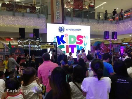 SM Kids city SM Megamall 2017