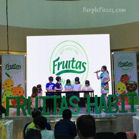 Fruitas Habit Event Game
