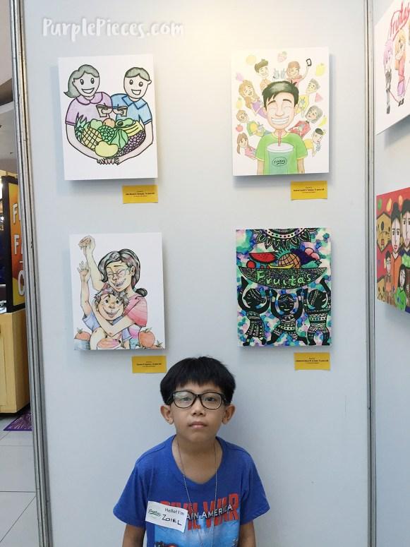 Fruitas Kids Fresh Art