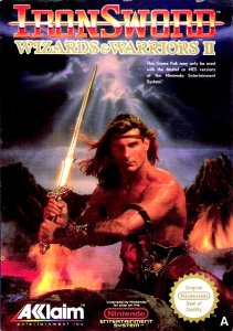 Fabio Iron Sword NES