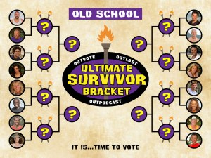 Old School Survivor bracket