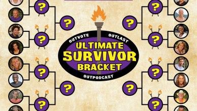 Old School Survivor bracket