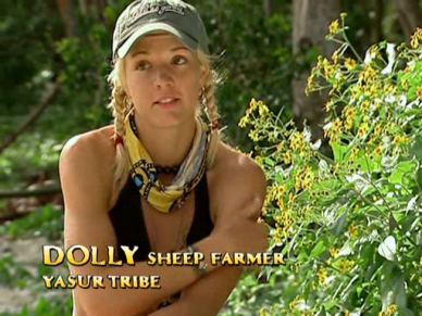 She's a sheep farmer? Named Dolly?? Are you sure you guys aren't trolling me? Is this really Tatiana Maslany?