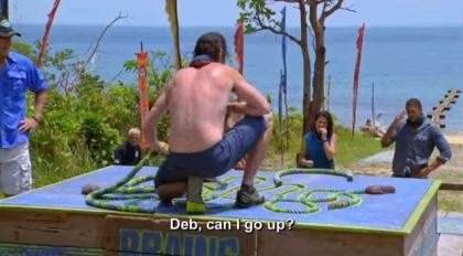 Kaoh Rong- Peter swaps in for Debbie on puzzle