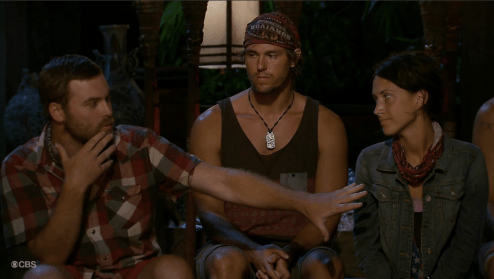 survivor-bloodvswater-tribal-council-caleb-switches
