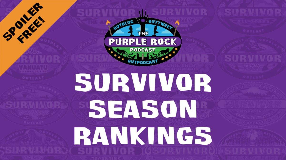 Survivor season rankings (with spoiler-free summaries) – The