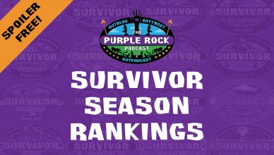 Survivor Season Rankings With Spoiler Free Summaries The Purple Rock Survivor Podcast