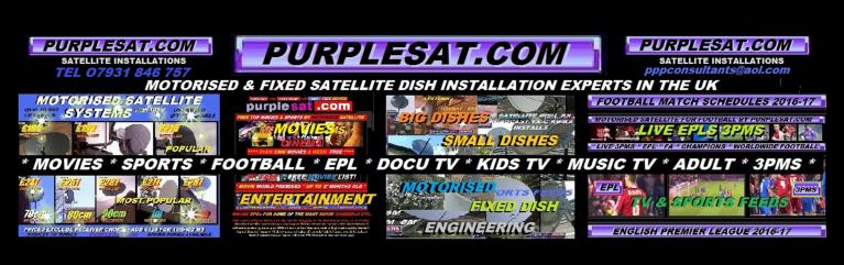 PURPLESAT SATELLITE INSTALLATIONS – purplesat