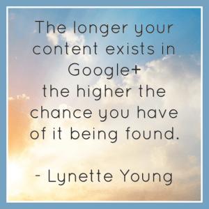 GooglePlus Get Found