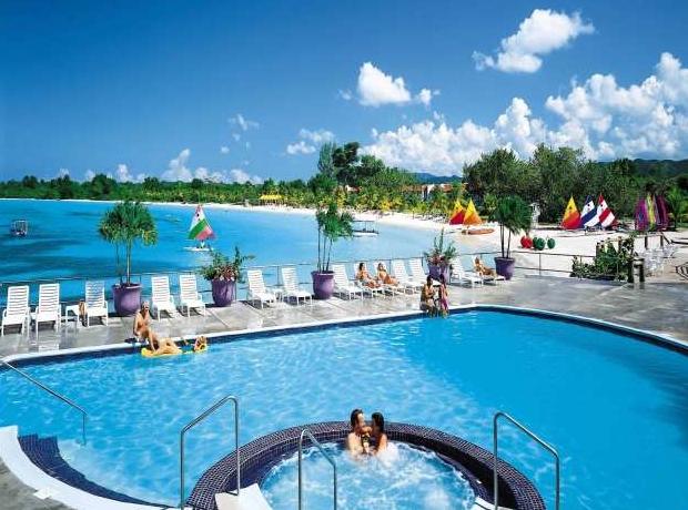 Breezes Grand Resort Negril Jamaica