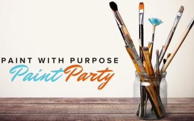 Women's Paint Party