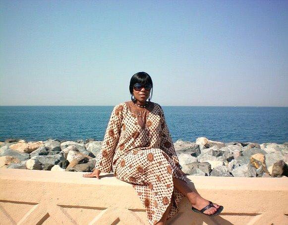 In United Arab Emirates Sheri - Enjoying the UAE at the Atlantis