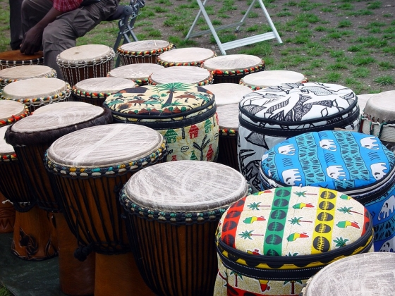 Africa Drums and Music