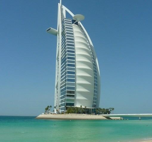 The Burj Al Arab United Arab Emirates