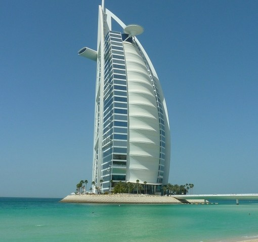The Burj Al Arab United Arab Emirates