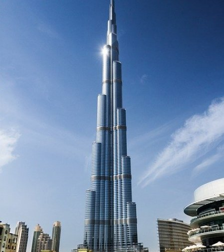 Burj Khalifa United Arab Emirates