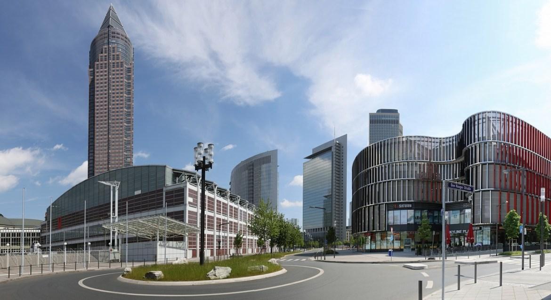 7. FRANKFURT - GERMANY most liveble cities 2016
