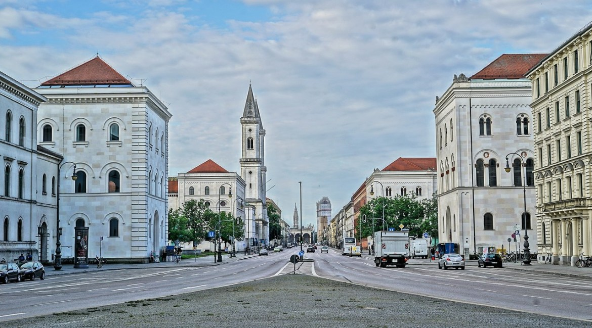 4. MUNICH - GERMANY most liveable cities