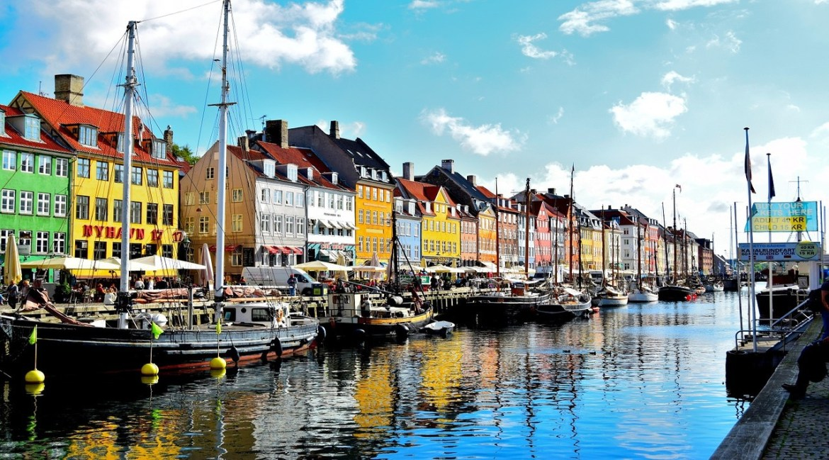 9. COPENHAGEN - DENMARK most livable cities 2016