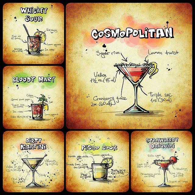 All Best Cocktails In Vienna