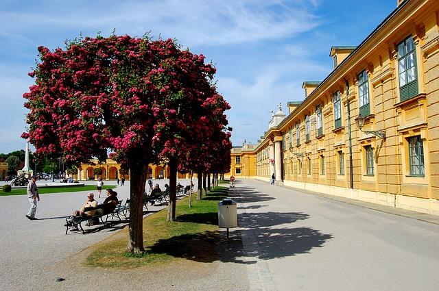 Schönbrunn Palace Districts of Vienna