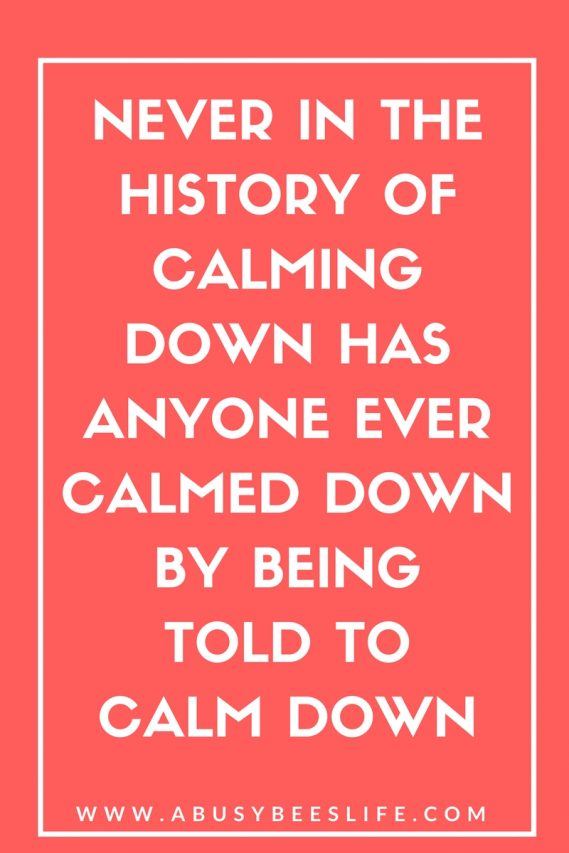 calm down quote temper tantrums and meltdowns abbl