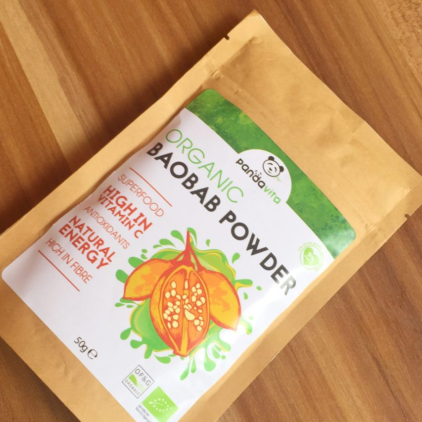 Baobab Powder Paackage
