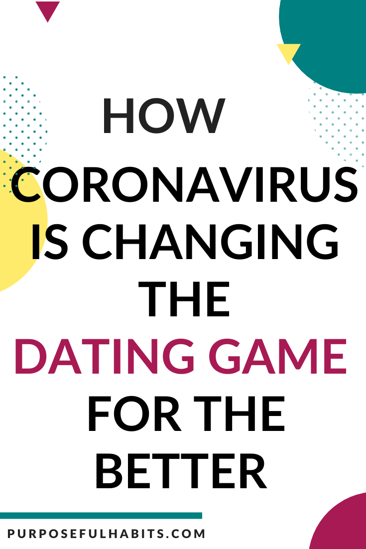 The coronavirus pandemic is changing the dating game for singles and those open to online relationships. Here is how to make it work in youjr favor.