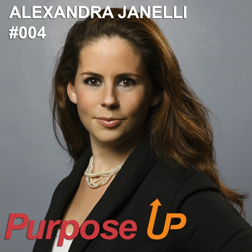 Alexandra Janelli Purpose Up