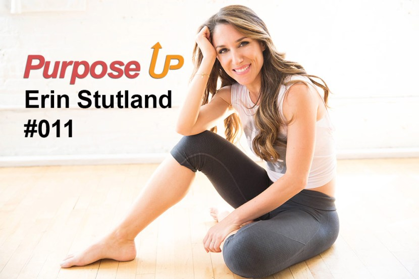 Erin Stutland Purpose Up