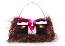The Fendi Fur Monster Also Comes in Bag Form