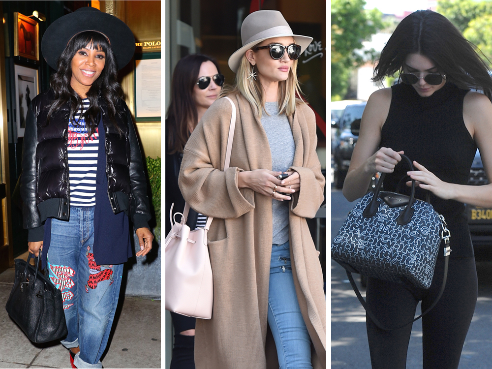 Celebs Are Already Busting Out The Beach Totes Amp Spring