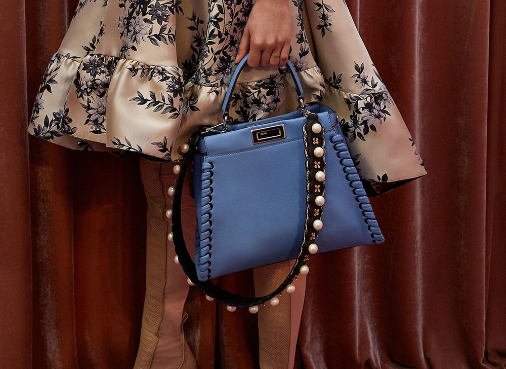 Fendi Sticks Mostly To Recent Favorites For Its Brand New