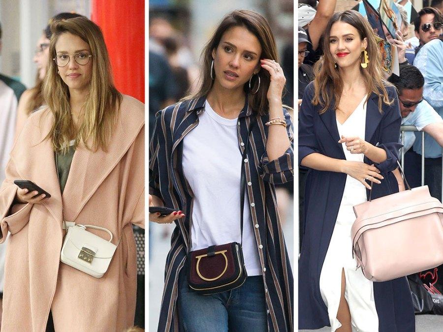 Jessica Alba Designer Bags - DE STIJLVOLLE DESIGNER TASSEN VAN JESSICA ALBA