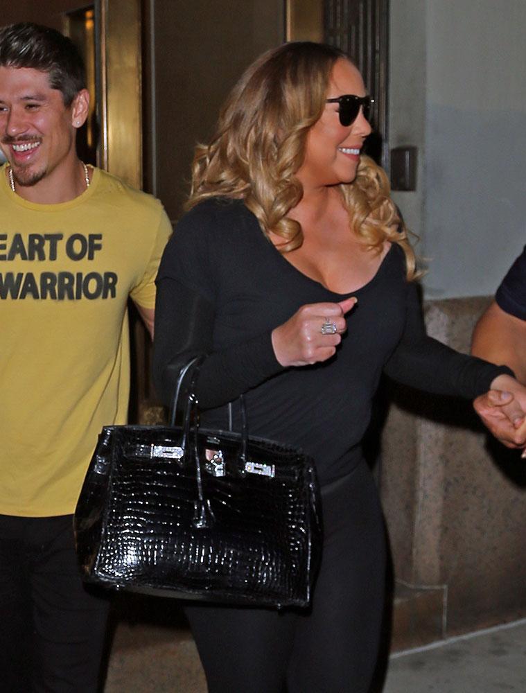 Mariah Carey Hermes Birkin - PRACHTIGE NIEUWE STIJLEN VAN GUCCI, FENDI, EN ALEXANDER WANG DESIGNER TASSEN