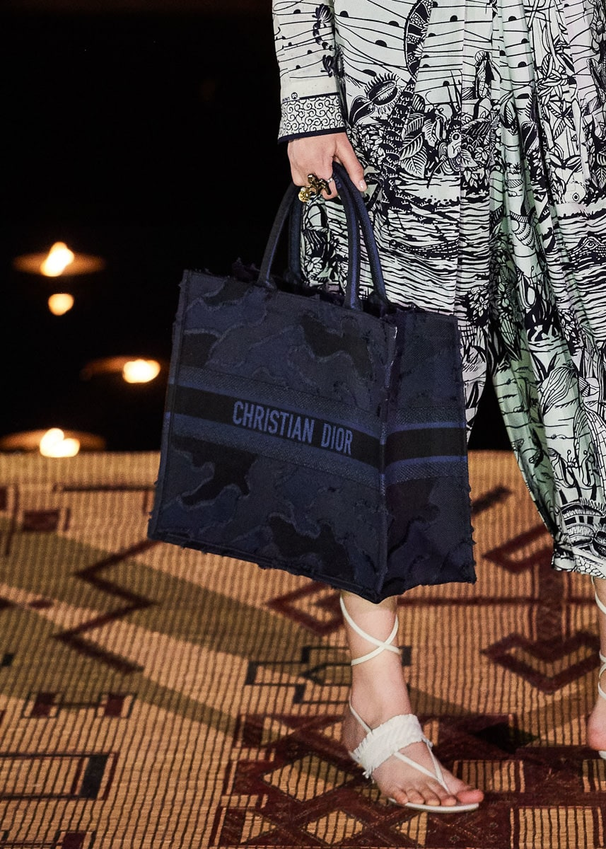 Your First Look At Dior S Cruise 2020 Bags Purseblog