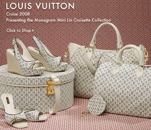 Louis Vuitton Cruise 2008