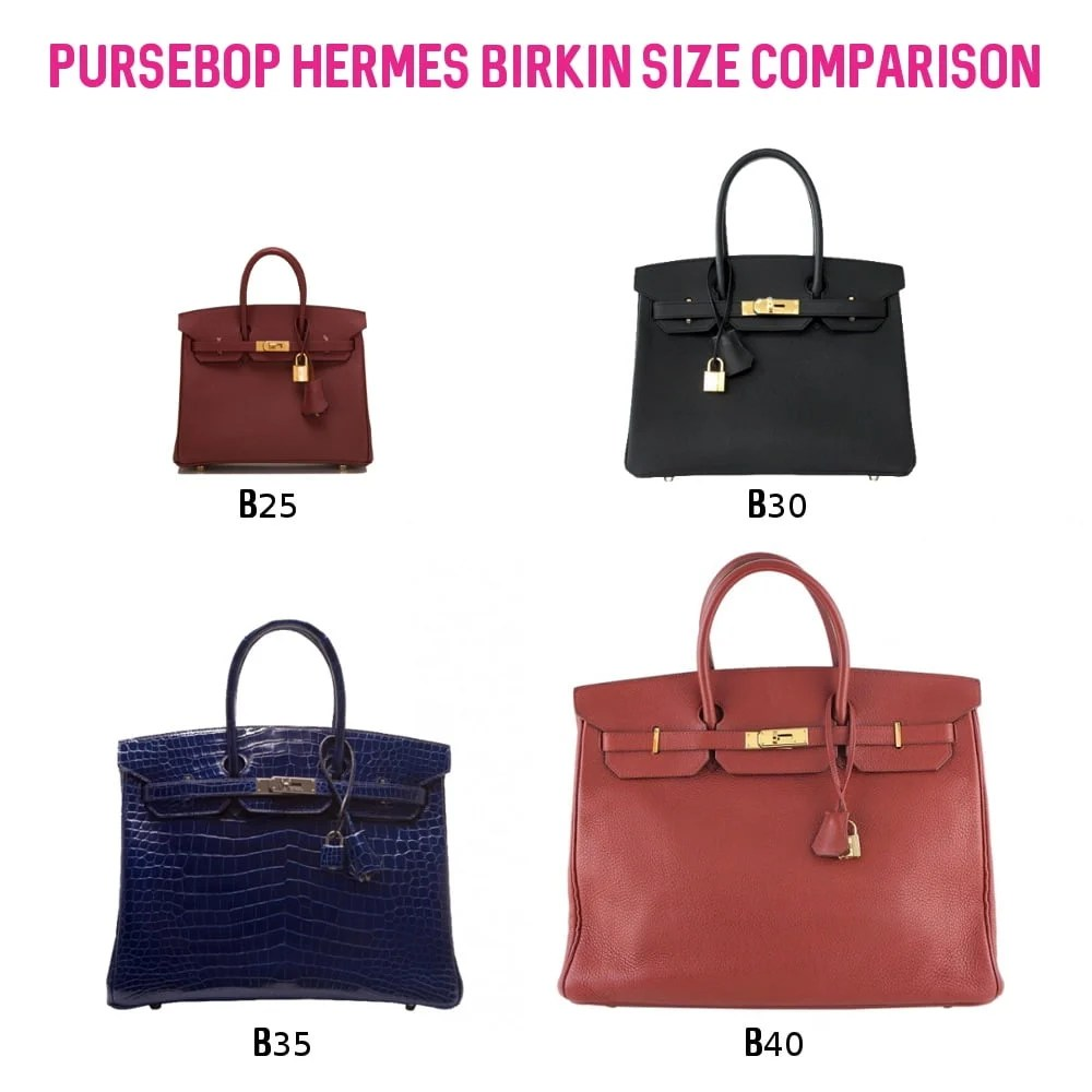 ... order view more comparison pictures in pursebops from mini to more hermes  birkin sizes reference guide f021dcf9ca5f4