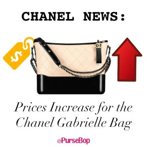 b9e40ab181b255 Chanel Gabrielle Bag Price Worldwide | Stanford Center for ...