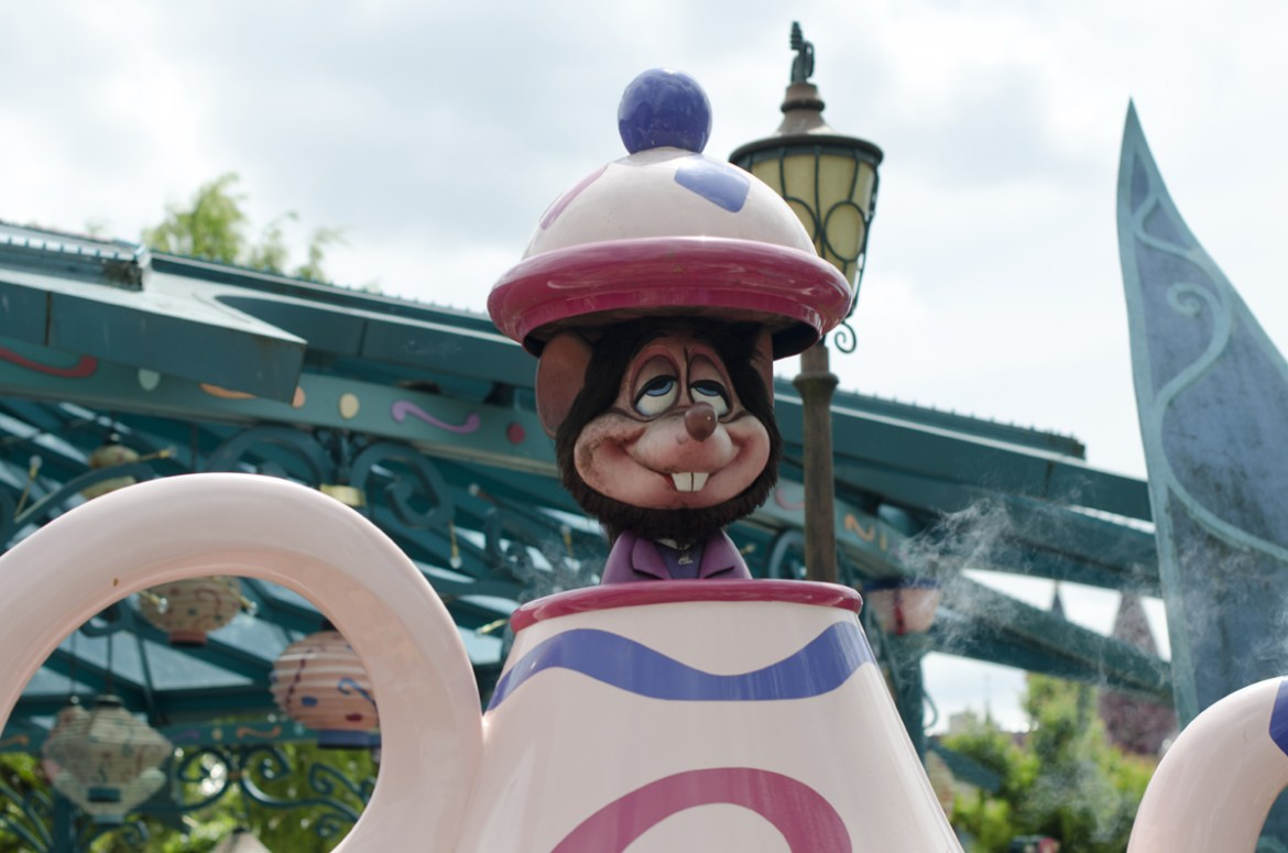 Disneyland Paris: Do you believe in magic?