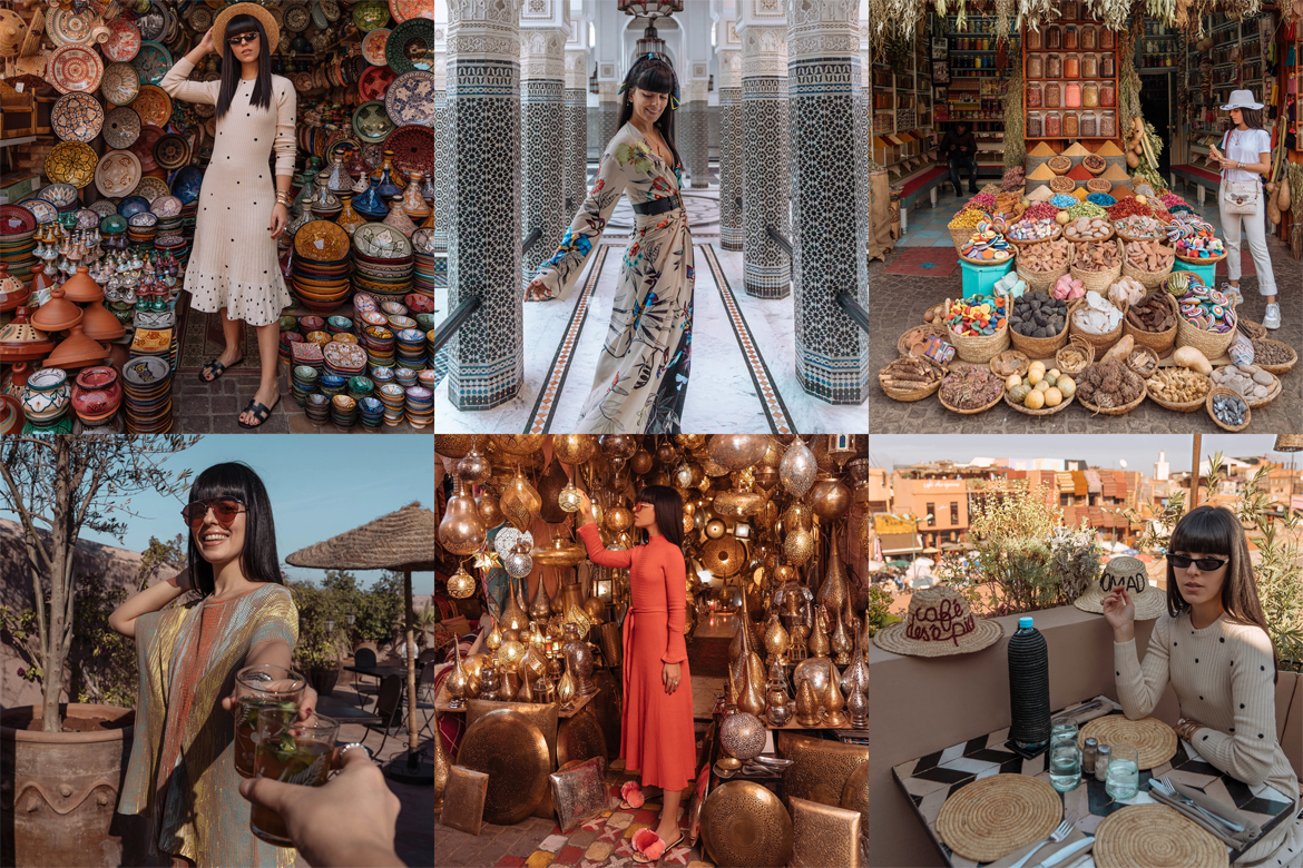 234d2aa91 What to see in 3 days in Marrakech – Purses   I