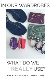 In our wardrobes, what do we really use?