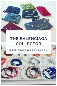 The Balenciaga collector. Confessions from a crazy handbag lady.
