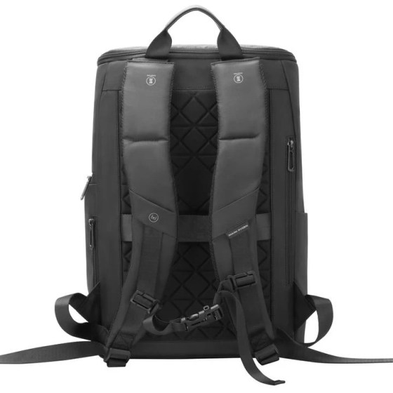 Fashion Business USB Micro USB Charging Smart Laptop Backpack Rocky