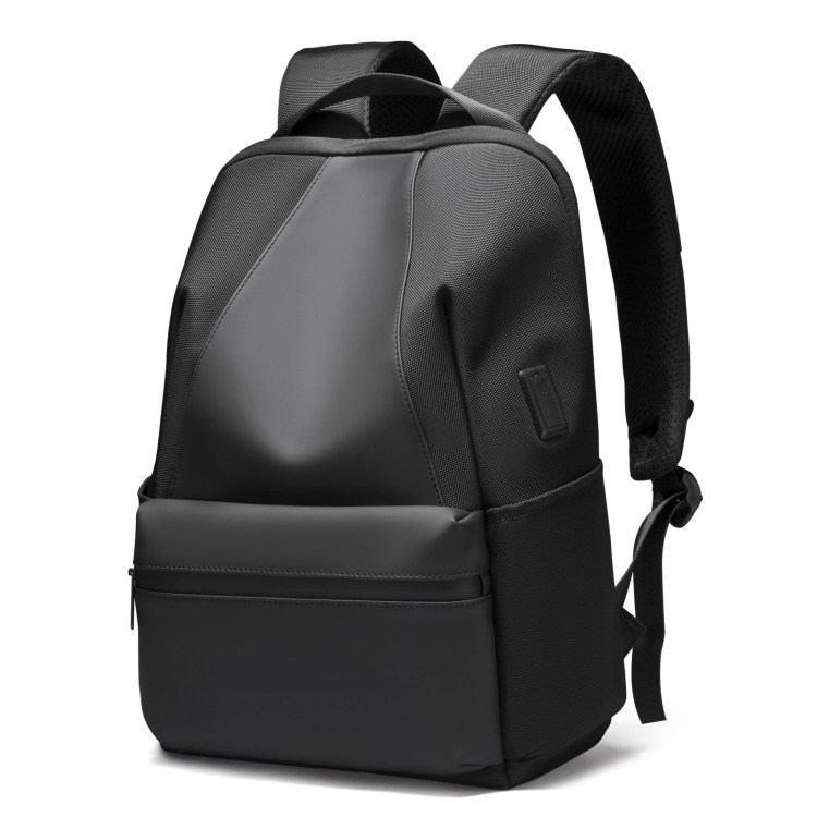 Fashion Micro USB Charging Laptop Backpacks Softologic