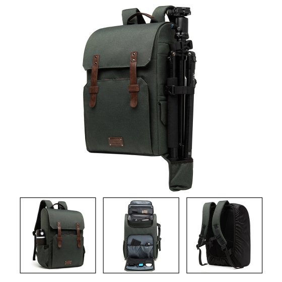 Fashion New York Camera Backpack