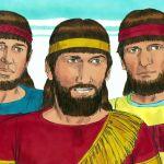 Shadrach, Meshach & Abednego | Daniel 3