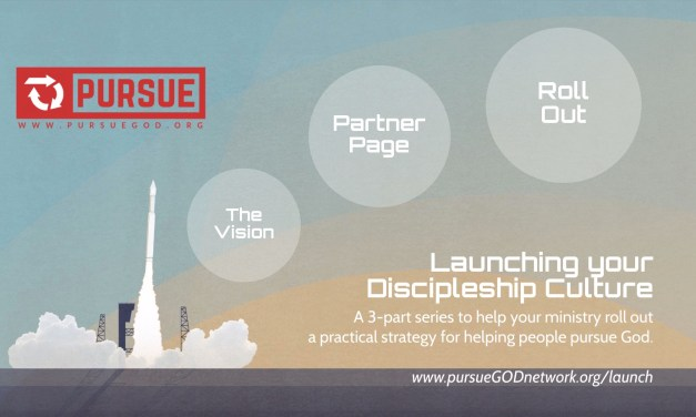 Launching Your Discipleship Culture